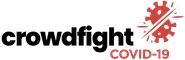 Crowdfight Covid-19 Logo